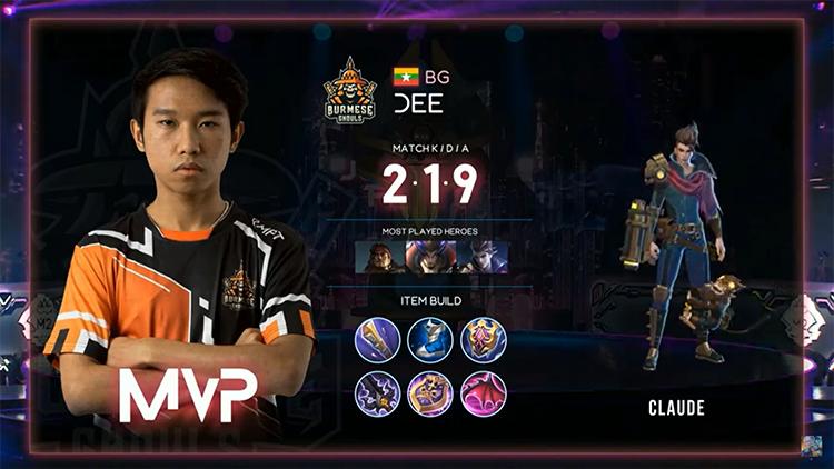 M2 Bren Vs BG MVP Match 4 Result