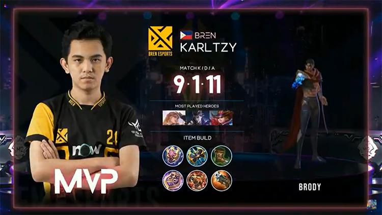 M2 Bren Vs BG MVP Match 6 Result