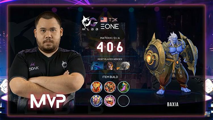 M2 Todak Vs Bren Match 1 Result MVP